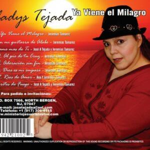 Gladys Tejada